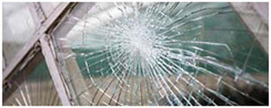 West Dulwich Smashed Glass